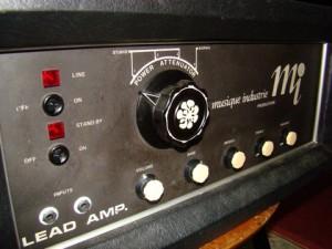 Ampli Musique Industrie MI60